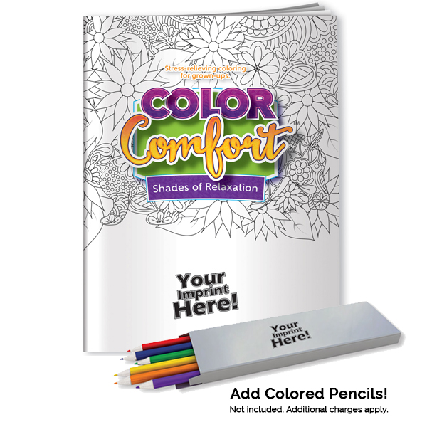 Promotional Color Comfort-Shades of Relaxation Animals