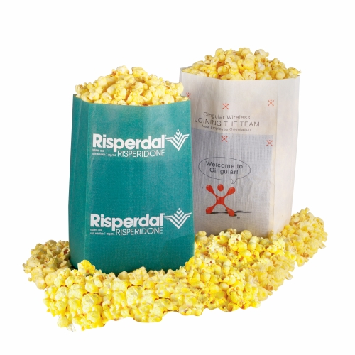 Promotional Microwave Popcorn Singles