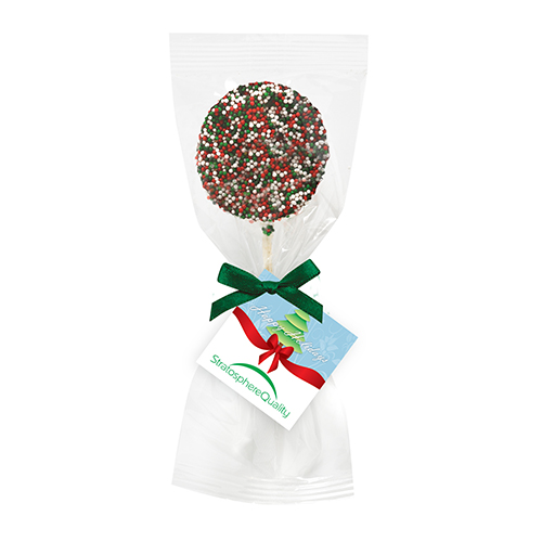 Promotional Oreo® Pops-With Holiday Sprinkles