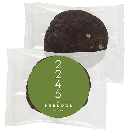 Promotional Double Chocolate Walnut Cookie