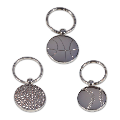 Promotional Sports Metal Key Holder