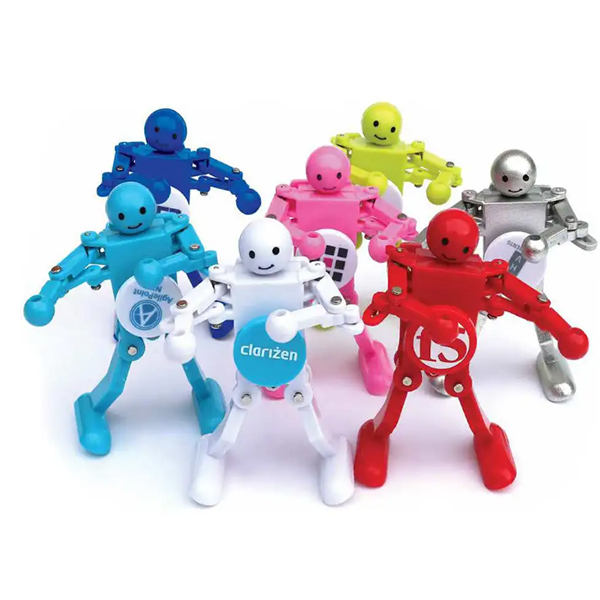 Promotional Boogie Bot Wind-up Toy