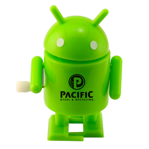 Promotional Wind-up Android