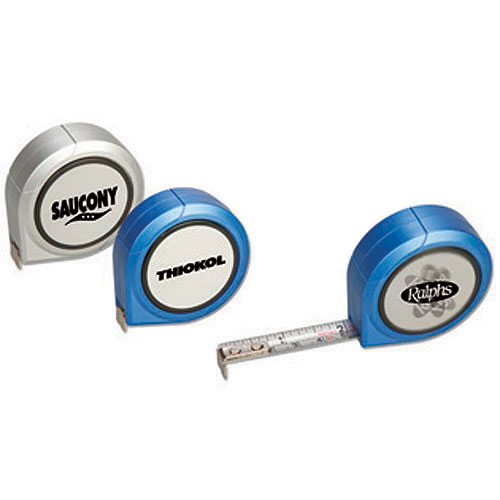 Promotional Spinning Tape Measure 10 ft