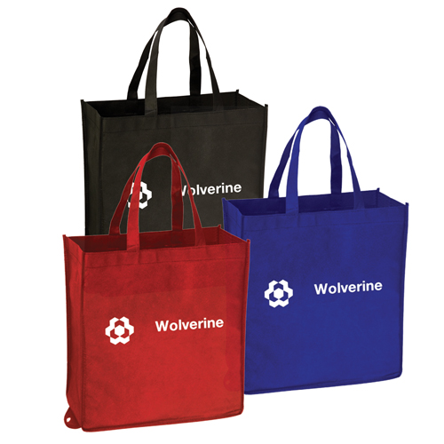 Promotional Fold-Up Tote Bag