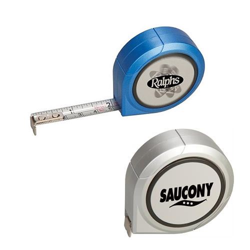 Promotional Spinning Tape Measure