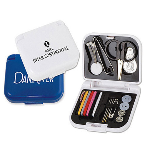 Promotional Square Sewing Kit