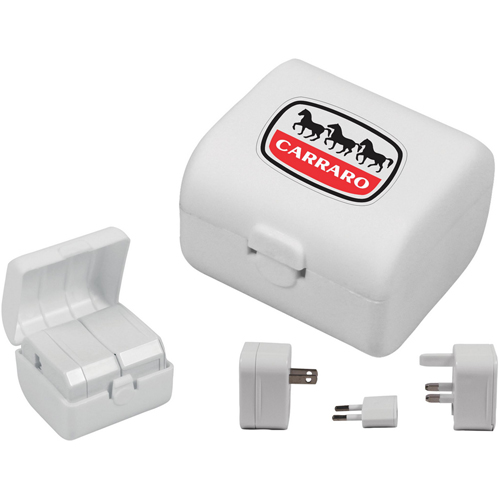 Promotional Frequent Traveler Power Adapter Kit