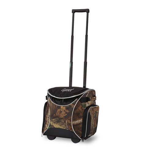 Promotional Ice River Rolling Cooler Camo