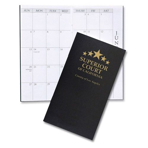 Promotional Monthly Pocket Planner