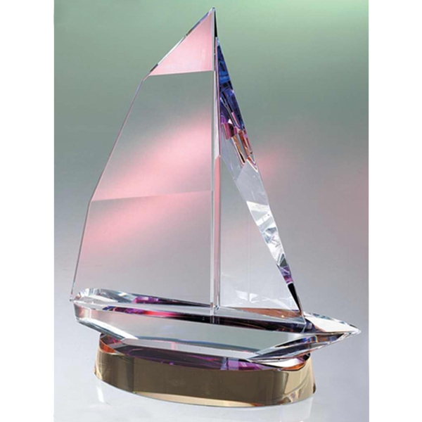 Promotional Yacht Trophy