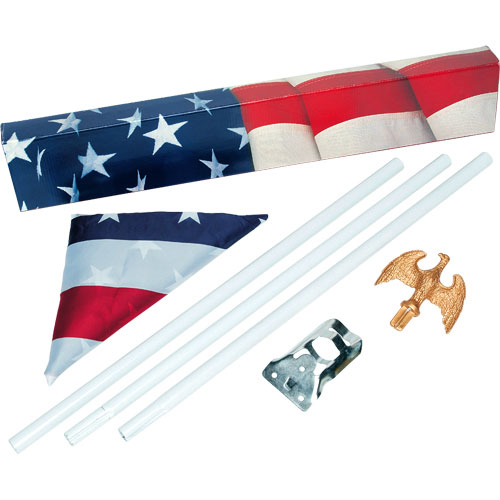 Promotional Complete Flag Pole Kit