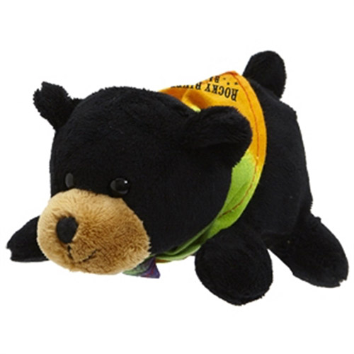 Promotional Black Bear Small Toy