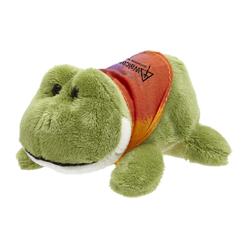 Promotional Frog Small Plush