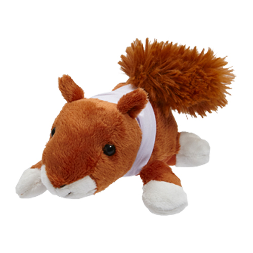 Promotional Pocket Pets - Red Squirrel
