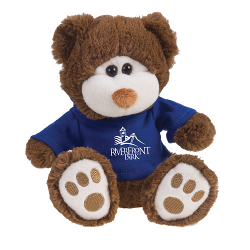 Promotional Small Chocolate Brown Bear