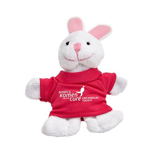 Promotional Rabbit Plush Magnet