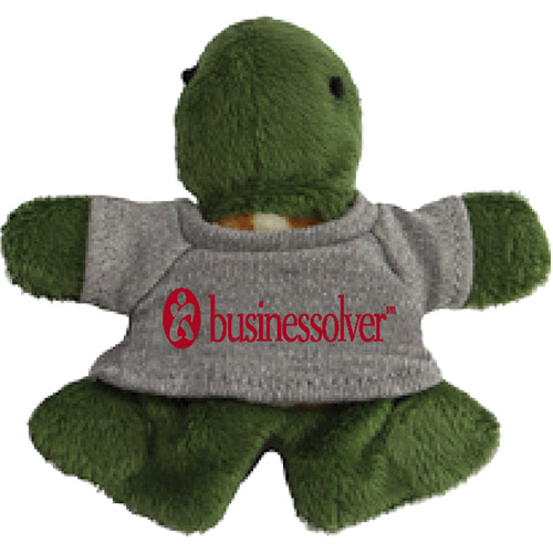Promotional Turtle Plush Magnet