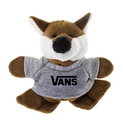 Promotional Fox Plush Magnet