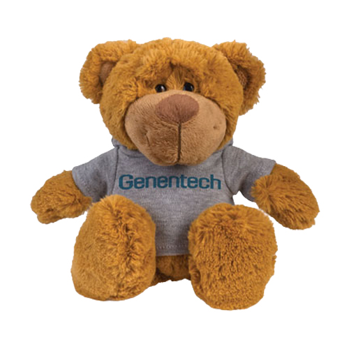 View Image 2 of Teddy Bear- Golden Brown