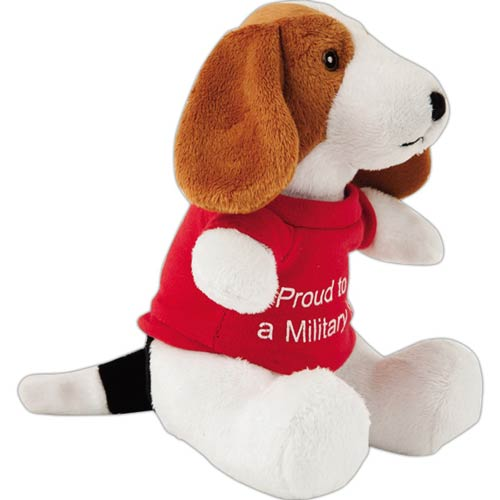 Promotional Super Soft Beagle