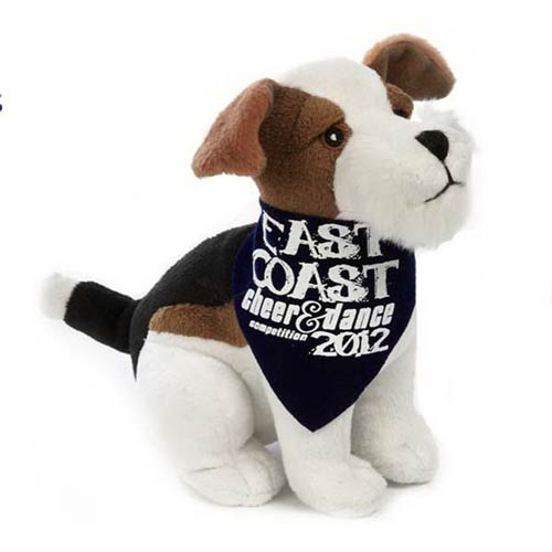 Promotional Jack Russell Terrier Plush