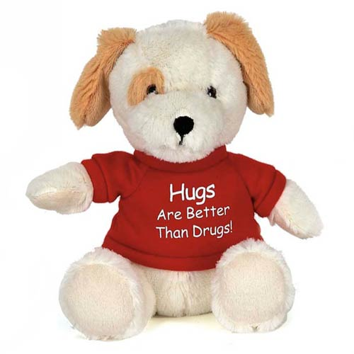 Promotional Plush Dog