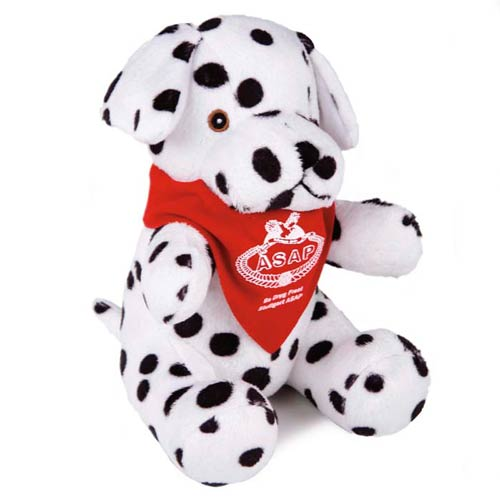 Promotional Super Soft Dalmatian