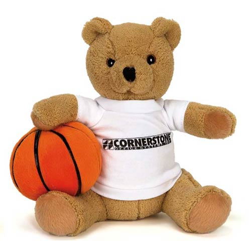 Promotional Basketball Bear