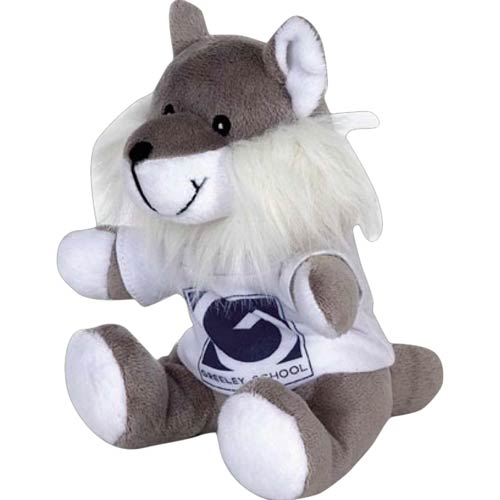 Promotional Extra Soft Gray Wolf