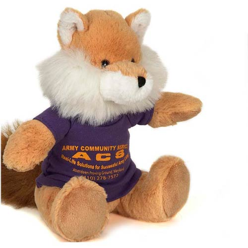 Promotional Extra Soft Fox - Extra Small