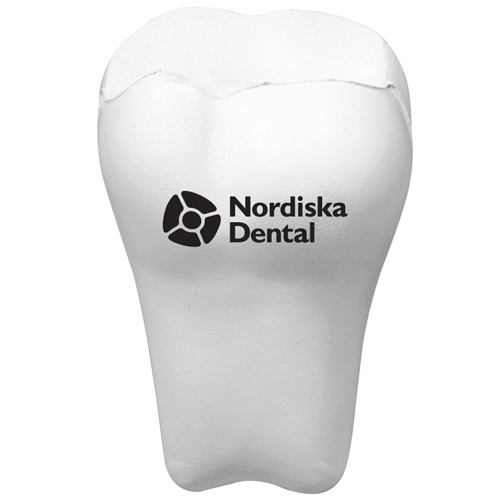 Promotional Tooth Stress Reliever