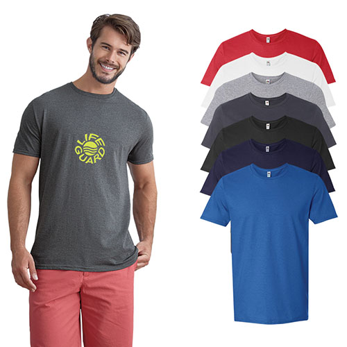 Promotional Fruit of the Loom® Sofspun® T-Shirt - Colors