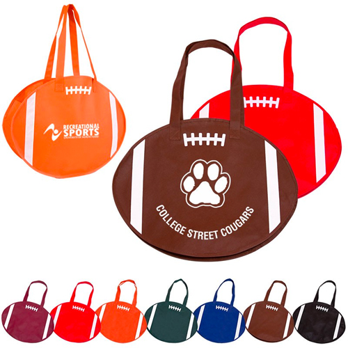 Promotional RallytotesTM Footballs Tote