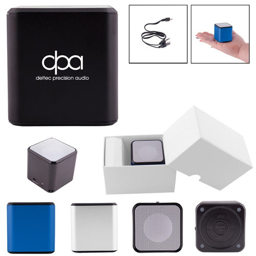 View Image 2 of Cubic Wireless Speaker