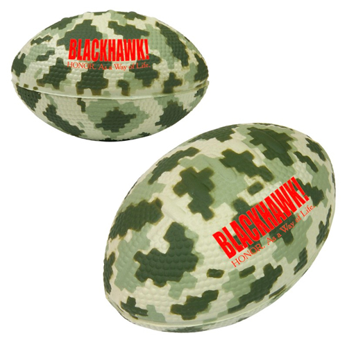 Promotional Digital Camouflage Football - 3.5
