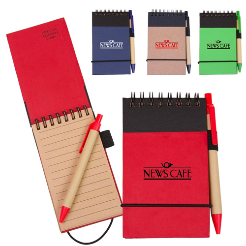 Eco Recycled Jotter