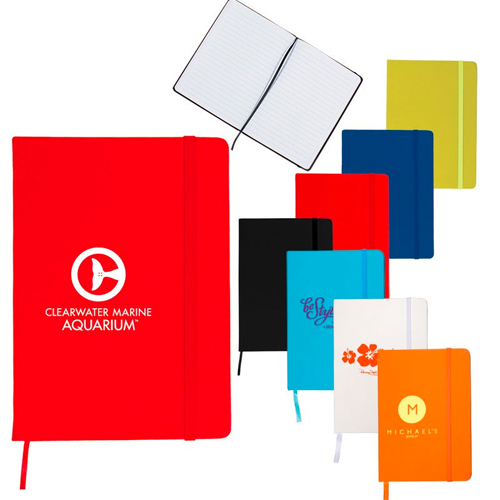 Promotional Comfort Touch Bound Journal - 5