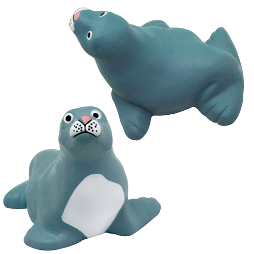Promotional Seal Stress Ball