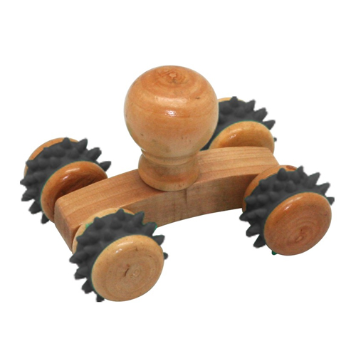 Promotional Small Wooden Massager