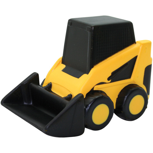 Promotional Bobcat Bulldozer Stress Reliever