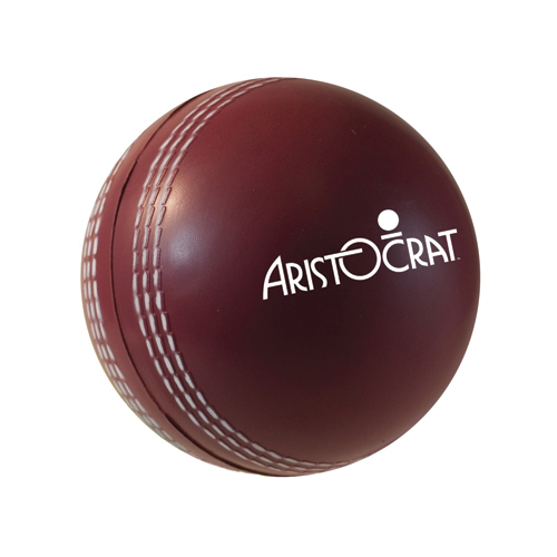 Promotional Cricket Ball Stress Reliever