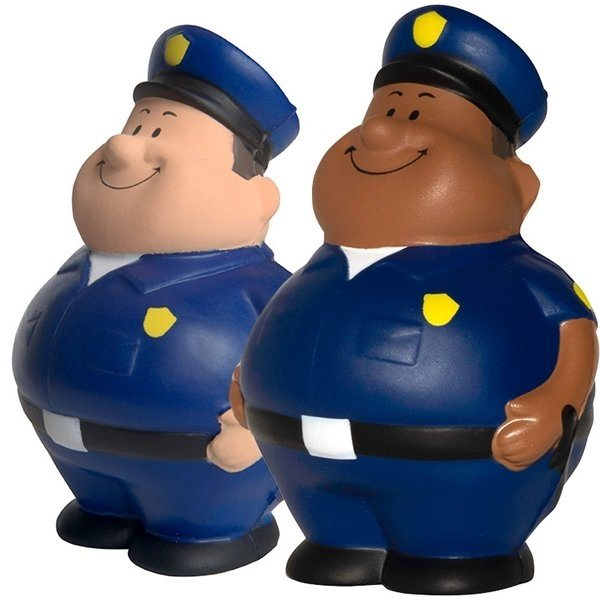 View Image 2 of Policeman Bert Stress Reliever