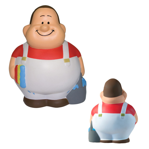 Promotional Painter Bert Stress Reliever