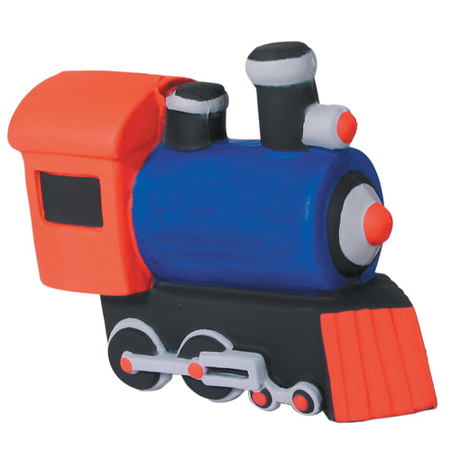 Promotional Choo Choo Train with Sound Stress Ball