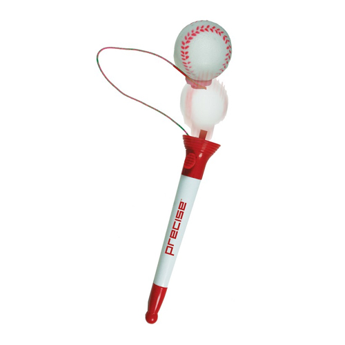Promotional Pop Top Baseball Pen