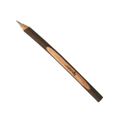 Promotional Wooden Twig Pen with Bark