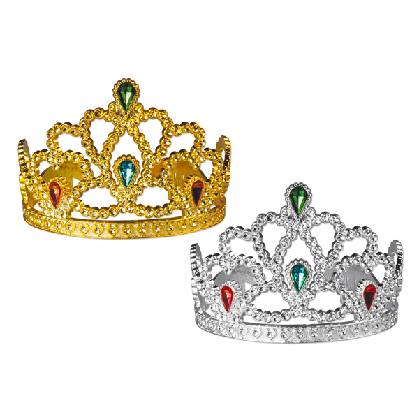 Promotional Jewel Tiaras