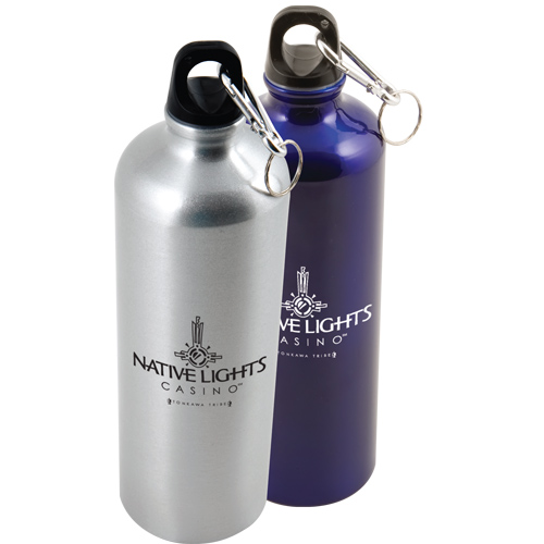 Promotional 25 Ounce Aluminum Bottle