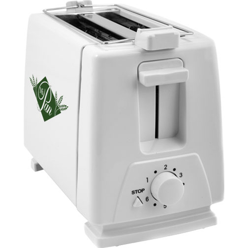 Promotional 2 Slice Toaster & Bun Warmer